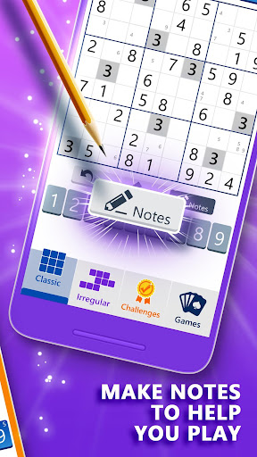 Microsoft Sudoku screenshots 5