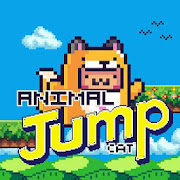 Flappy Jumping Game - Jim Cat Jump
