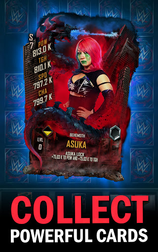 WWE SuperCard - Multiplayer Collector Card Game 4.5.0.5679999 screenshots 9