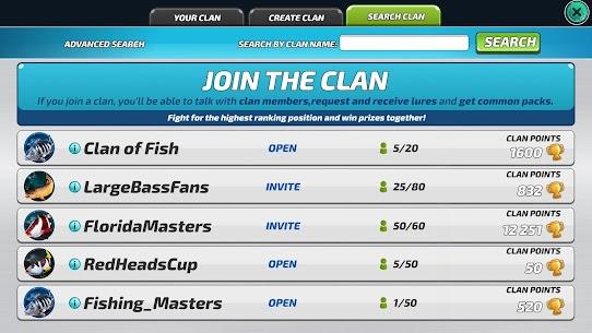 Fishing Clash: Game Câu Cá Online Thể Thao 3D Ver. 1.0.150 MOD Menu APK | Line Never Break | Auto fishing 7