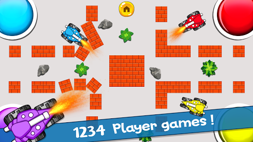 Mini Party Games: 2 3 4 Player Offline  screenshots 5