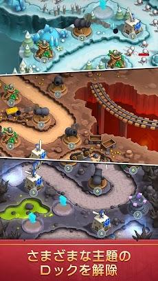 Mini War: 放置だけでもいけるTDゲームのおすすめ画像5