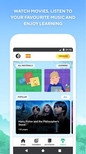 English with Lingualeo android2mod screenshots 2