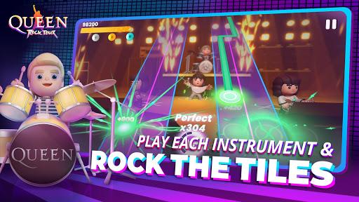 Queen: Rock Tour - The Official Rhythm Game 1.1.2 screenshots 3