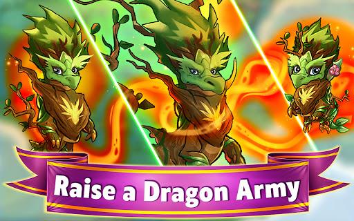 Dragon Land - Merge, Collect & Evolve Dragons! screenshots 15