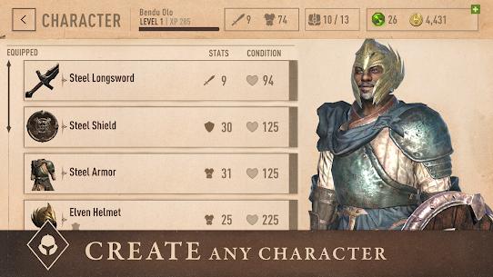 The Elder Scrolls MOD APK (Unlimited Gems) 4