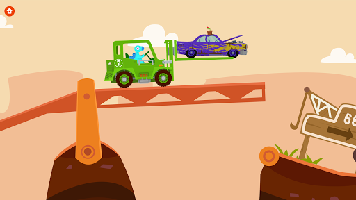 Dinosaur Rescue - Truck Games for kids & Toddlers screenshots 13