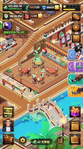 Idle Casino Tycoon 2.2 screenshots 8