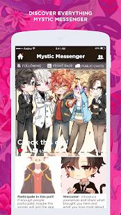 RFA Amino for Mystic Messenger