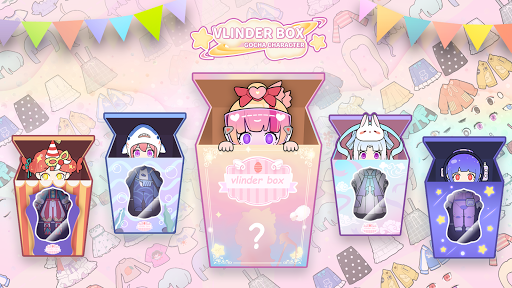Vlinder Boxuff1aGoCha Character & Dress Up Games 1.0.20 screenshots 15