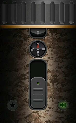 Military Flashlight Free android2mod screenshots 15
