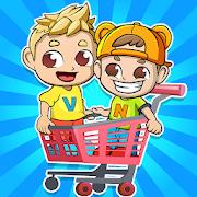 Vlad & Nikita supermarket game for Kids