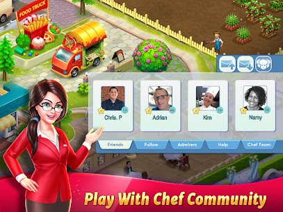 Tasty Cooking Cafe & Restaurant Game: Star Chef 2 22