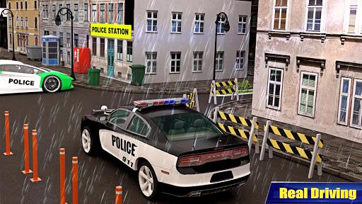 Police Super Car Challenge: Free Parking Drive 1.6 screenshots 14