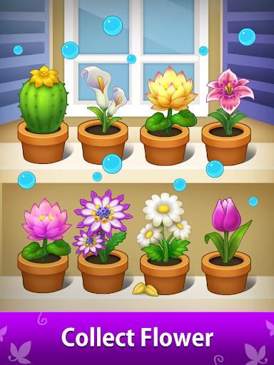 FlowerBox: Idle flower garden  screenshots 2