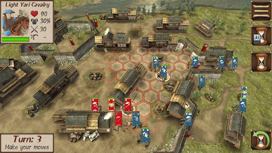 Shogun's Empire: Hex Commander Mod Apk 1.9.1 (Unlimited Gold/Rice/Honors) 8