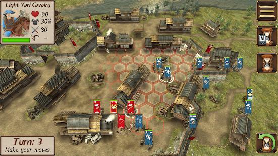 Shogun's Empire: Hex Commander 1.9 Screenshots 8