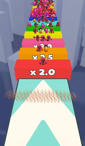 Flying Arrow Fest - Count Masters Brain Challenge  screenshots 4