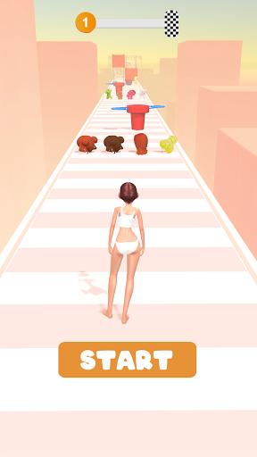 Fashion Run 3D screenshots 3