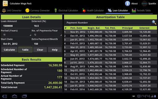Calculator Mega Pack Tablet For PC Windows (7, 8, 10, 10X) & Mac Computer Image Number- 10