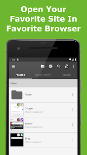 Bookmark Folder (UNLOCKED) 4.1.8 Apk 5