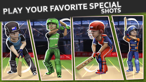 RVG Cricket Clash - Multiplayer Cricket Game ud83cudfcf 1.0.2 screenshots 4
