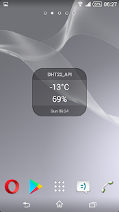 Api Sensor Widget 1.5 APK + Mod (Free purchase) for Android