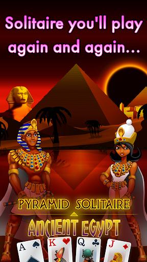 Pyramid Solitaire Ancient Egypt 5.1.4-g screenshots 2