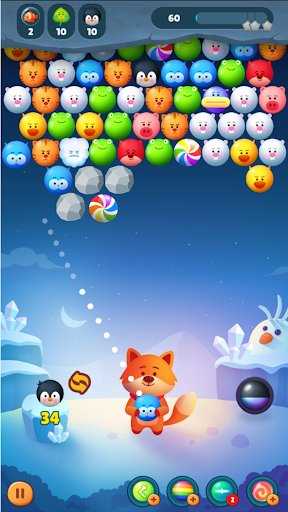Bubble Shooter Pop Mania apkpoly screenshots 6