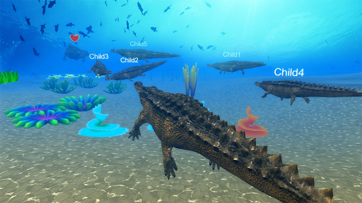 Sarcosuchus Simulator screenshots 8