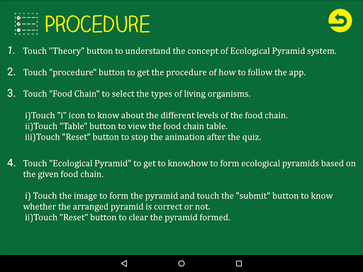 Ecological Pyramid-Food Chain For PC Windows (7, 8, 10, 10X) & Mac Computer Image Number- 7