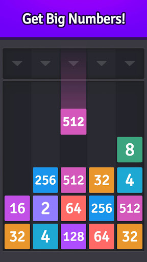 2048 Merge Number Games 1.0.9 screenshots 3
