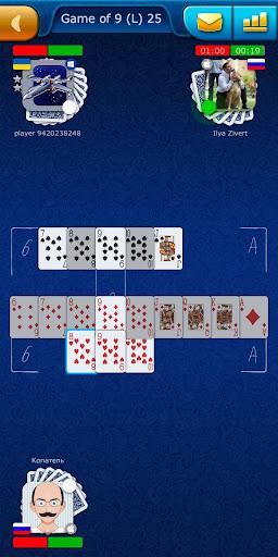 sevens livegames: free online card game screenshot 2