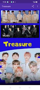 Treasure Wallpaper & Music
