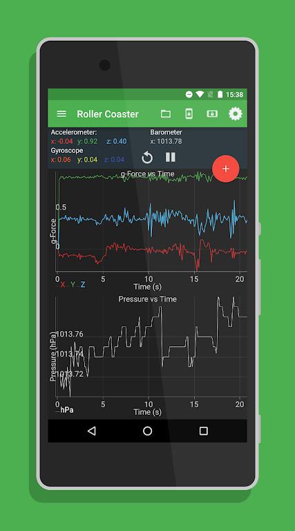 Physics Toolbox Sensor Suite Pro poster 7