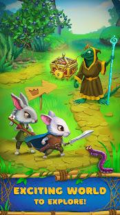 Strongblade: Match 3 Game  screenshots 1