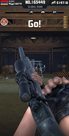 射撃範囲狙撃:ターゲット射撃 2021のおすすめ画像2