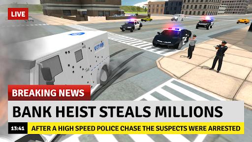 Cop Duty Police Car Simulator android2mod screenshots 19
