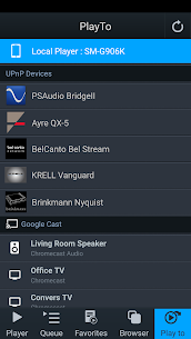 mconnect Player Pro Apk– Google Cast & DLNA/UPnP 1