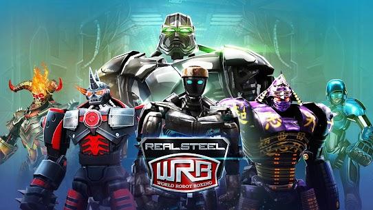 Real Steel World Robot Boxing + Para Hileli Apk v54.54.126 1