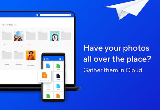 Cloud: Free Photo Storage. Video & Photo Backup apktram screenshots 11