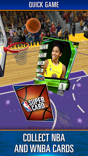 NBA SuperCard - Basketball & Card Battle Game 4.5.0.5556609 screenshots 2