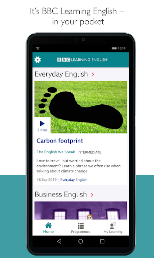 BBC Learning English Latest screenshots 1