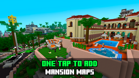 Modern Mansion Maps 5