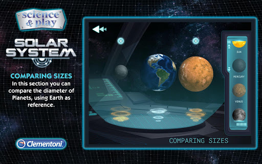 Solar System by Clementoni  screenshots 10