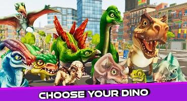 Dinosaur.io Jurassic Battle Royale World