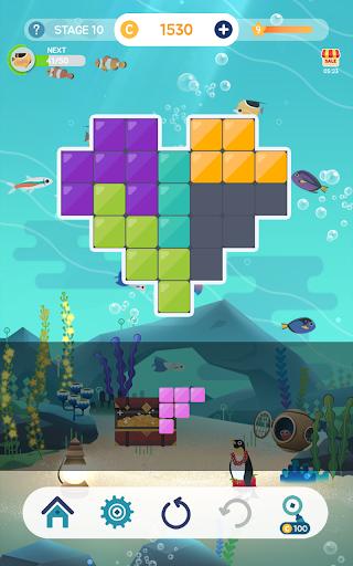 Puzzle Aquarium 35 screenshots 16