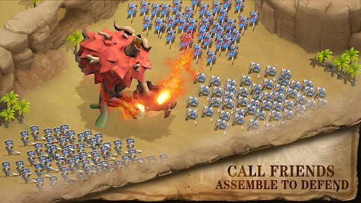 War and Empires: 4X RTS Battle screenshots 8
