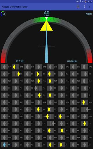 Accord Chromatic Tuner modavailable screenshots 10