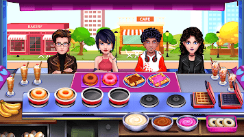 Cooking Chef - Food Fever